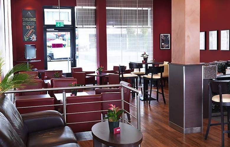 Courtyard by Marriott Zurich North - Bar - 5