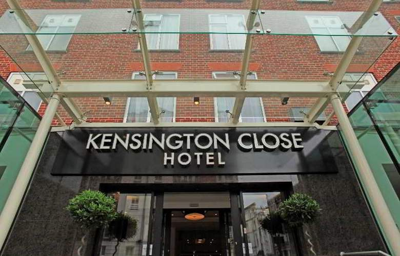 Holiday Inn London - Kensington High Street - Hotel - 3