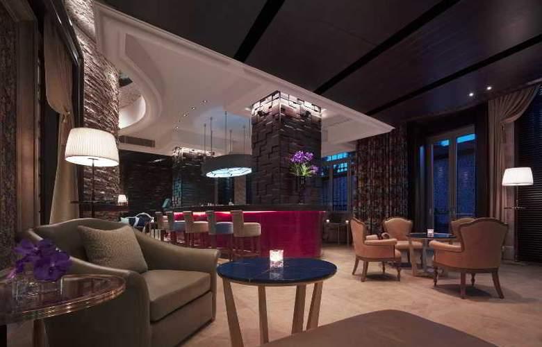 Shangri La Bosphorus Istanbul - Bar - 35
