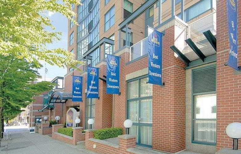 Best Western Downtown Vancouver - Hotel - 44