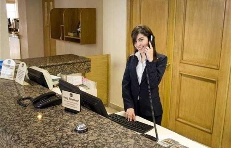 Best Western Centro de Monterrey - Hotel - 15
