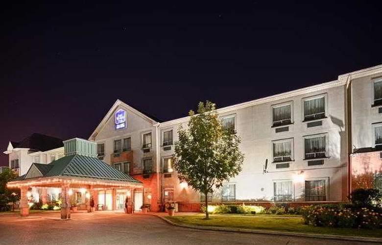 Best Western Plus Travel Hotel Toronto Airport - Hotel - 35
