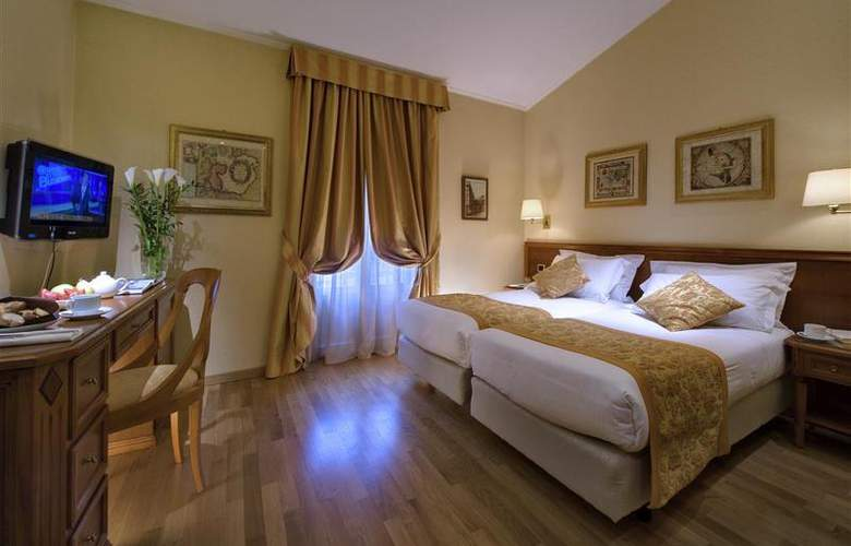 Best Western Galles Milan - Room - 101
