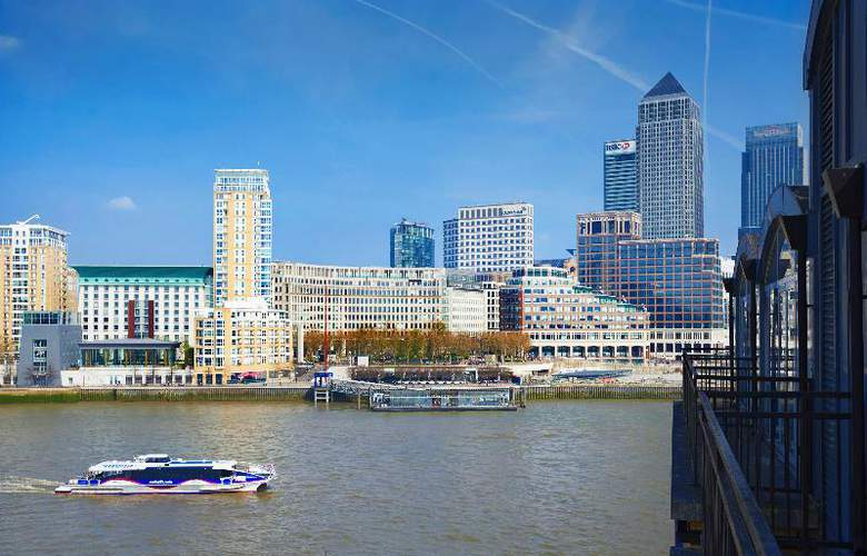 Hilton London Docklands Riverside - Hotel - 10