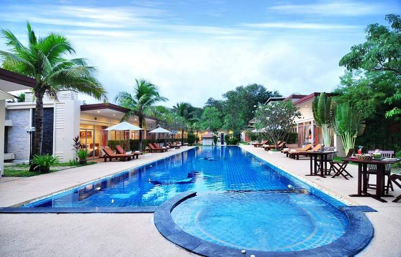 Phuket Sea Resort (formely Maalai Resort) - Pool - 7
