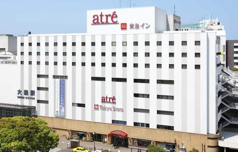 Omori Tokyu Inn - Hotel - 2