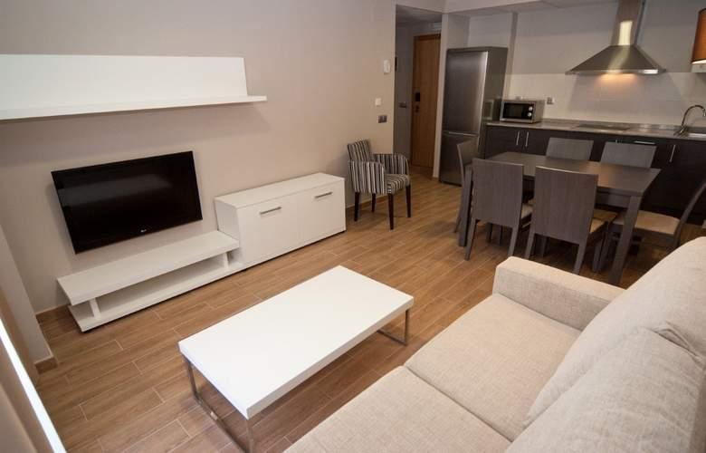 Jacetania Aparthotel & Spa - Room - 12