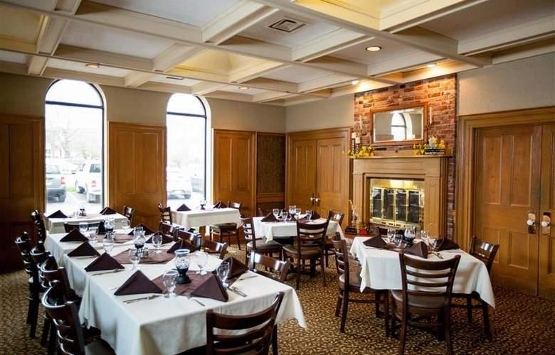 Best Western Glengarry Hotel - Restaurant - 108