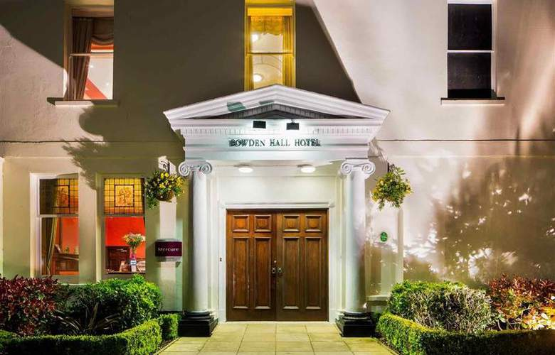 Mercure Gloucester Bowden Hall - Hotel - 35