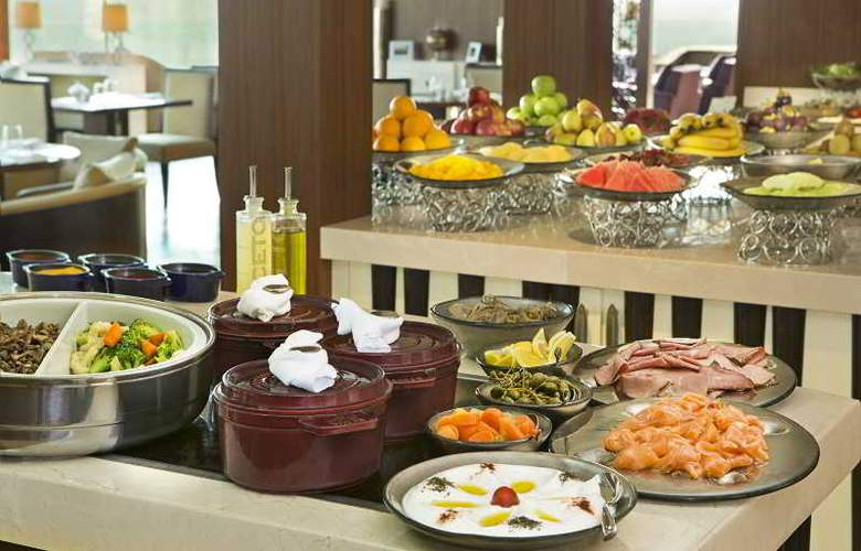 The Ritz Carlton Abu Dhabi, Grand Canal - Restaurant - 28