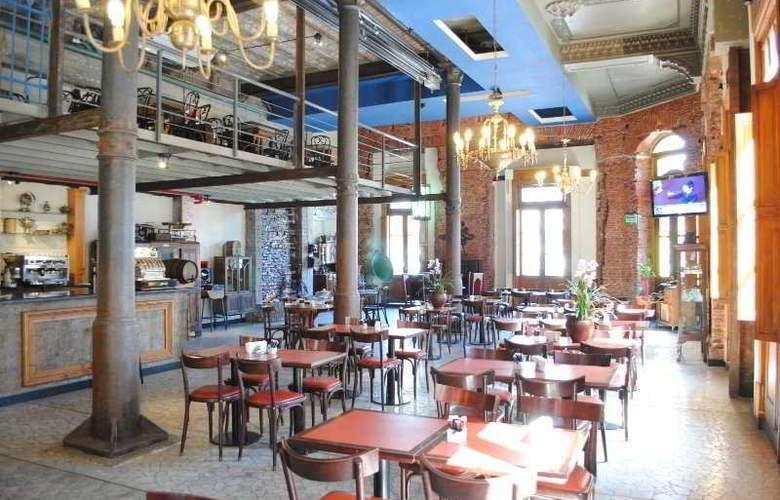 La Fresque Hotel - Restaurant - 9