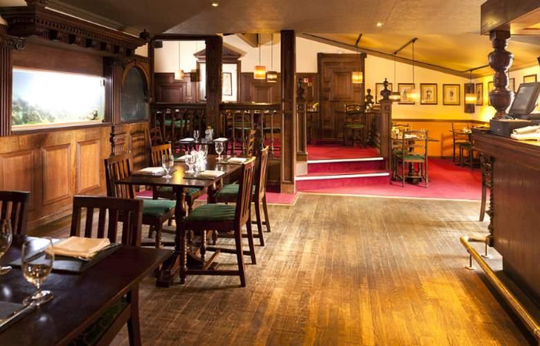 The Glen Mhor Hotel - Restaurant - 3