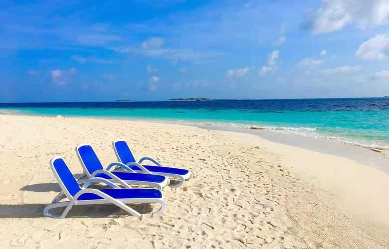 Eriyadu Island Resort - Beach - 28