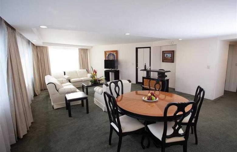 Best Western Plus Gran Morelia - Hotel - 97