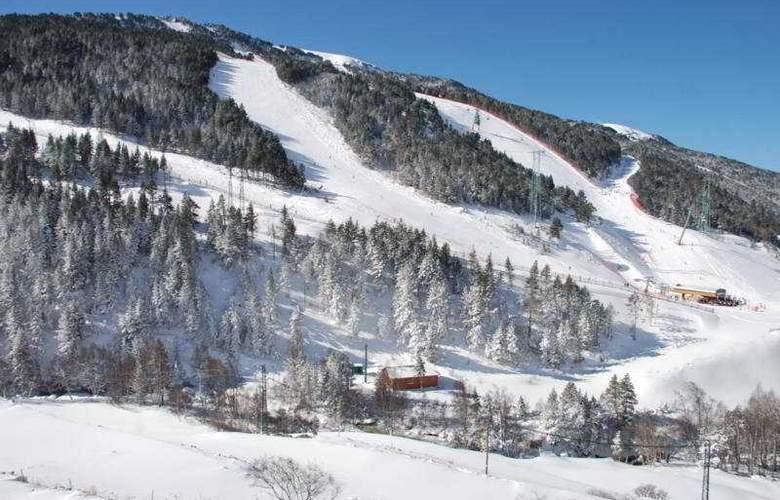Sport Hotel Hermitage - Sport - 10