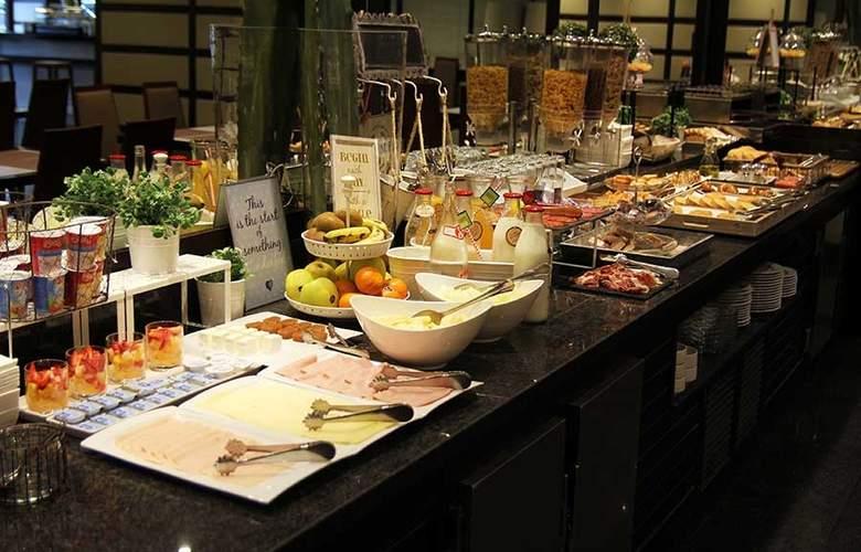 Hotel Conde Duque - Meals - 12