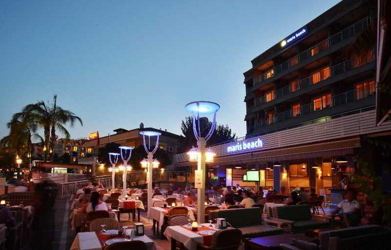 Maris Beach Hotel - Restaurant - 14