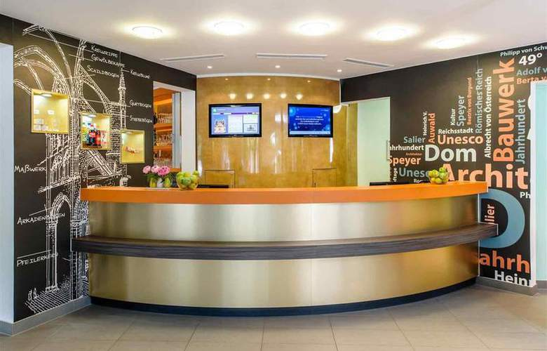 InterCityHotel Speyer - Hotel - 7