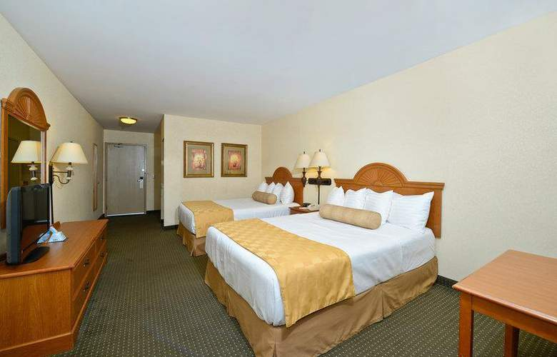 Best Western Of Long Beach - Room - 29