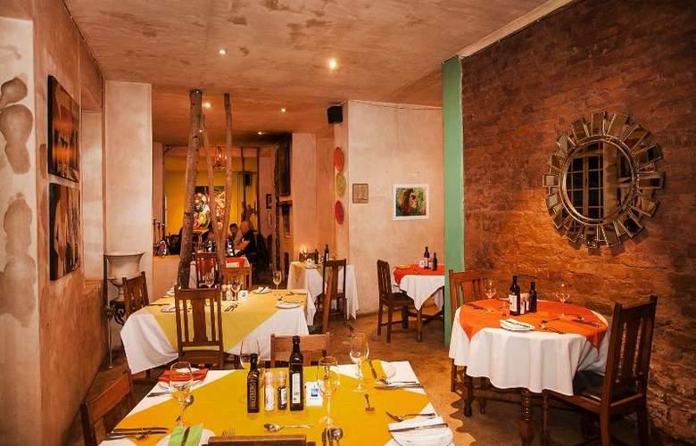 Barrydale Karoo - Restaurant - 19
