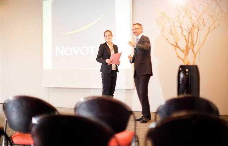 Novotel Saint Quentin Golf National - Hotel - 35