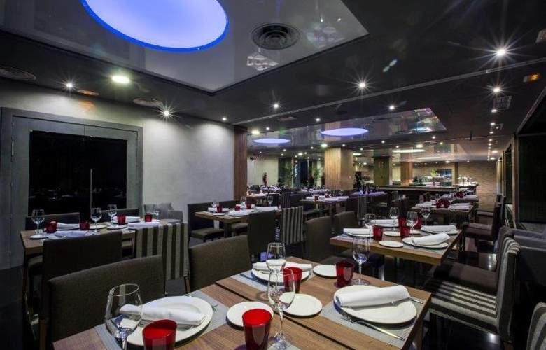 Sercotel Gran Luna de Granada - Restaurant - 48