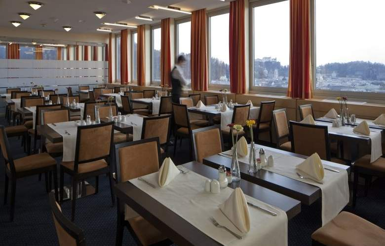Austria Trend Hotel Europa Salzburg - Restaurant - 4