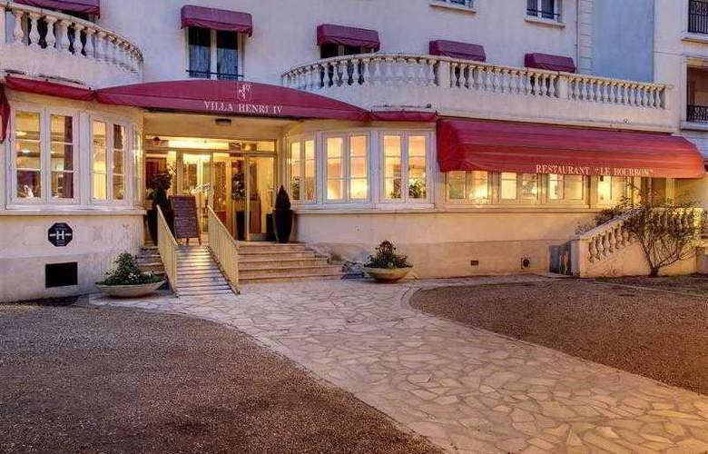 Best Western Villa Henri Iv - Hotel - 0