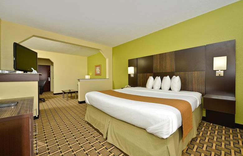 Best Western Knoxville - Room - 84