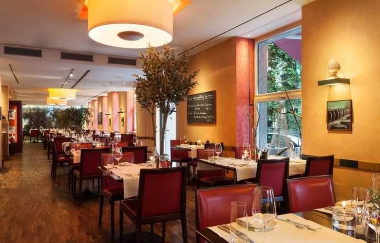 Cascada Swiss Quality Hotel - Restaurant - 11