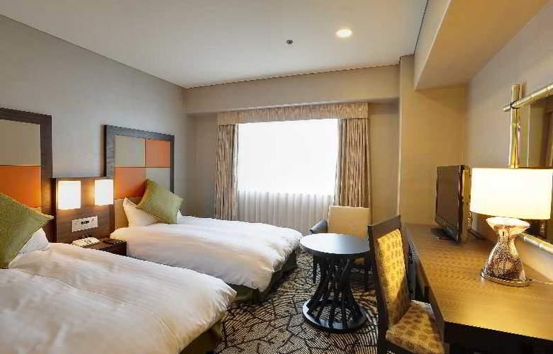 Miyako Hotel Kyoto Hachijo - Room - 8