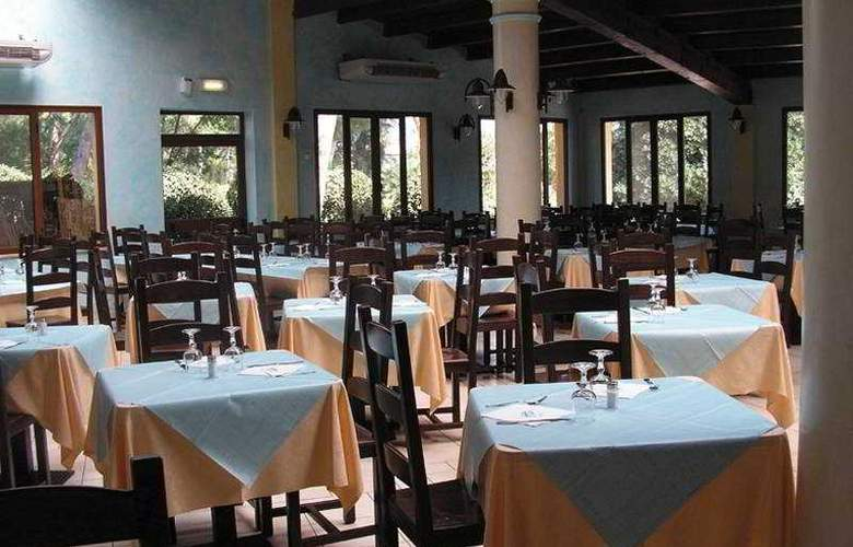Il Castello - Holiday Village Alabirdi - Restaurant - 6