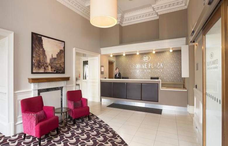 Crowne Plaza Edinburgh - Royal Terrace - General - 1