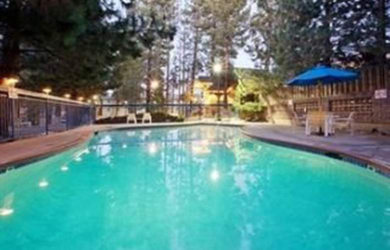 Holiday Inn Express South Lake Tahoe - Pool - 7