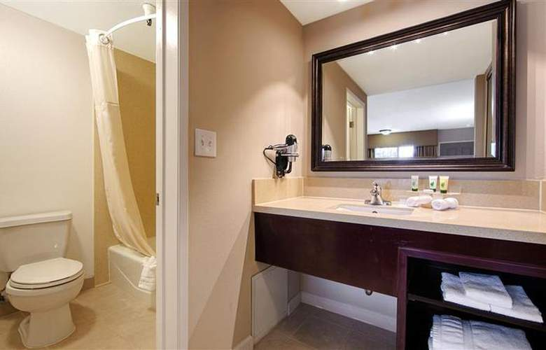 Best Western Pasadena Royale - Room - 15