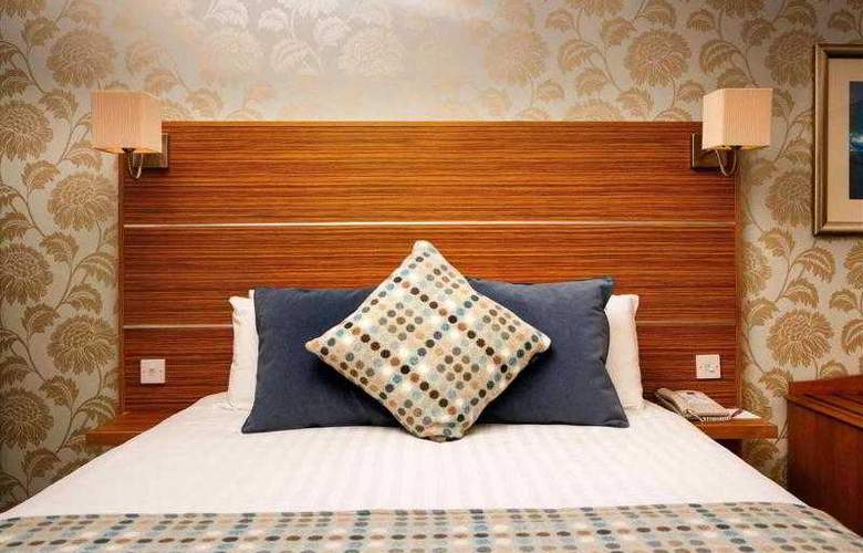Ramada Jarvis Leicester - Hotel - 21