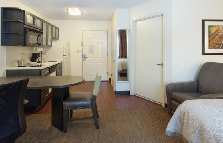 Candlewood Suites Jersey City - Room - 8