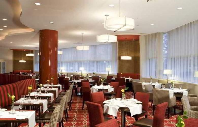 Hilton Meadowlands - Restaurant - 12