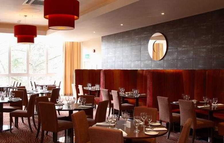 Menzies Strathmore Luton - Restaurant - 5