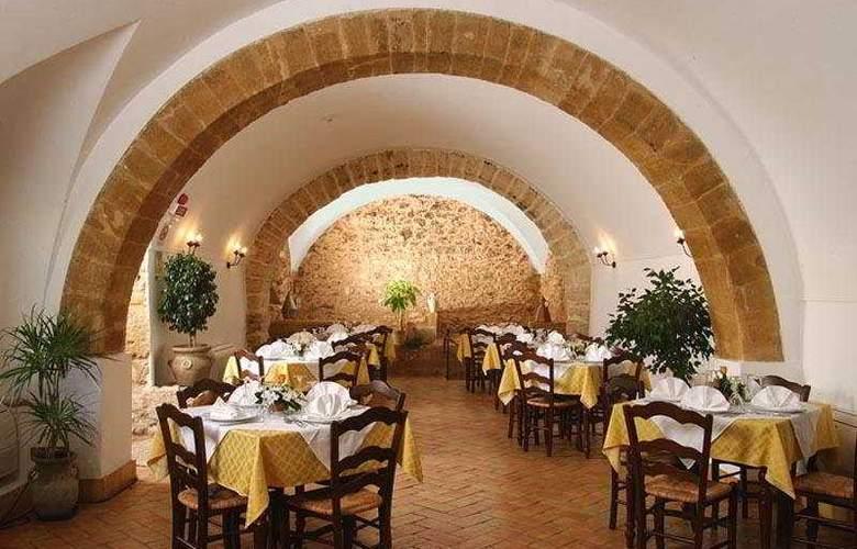 Baglio San Vincenzo - Restaurant - 7