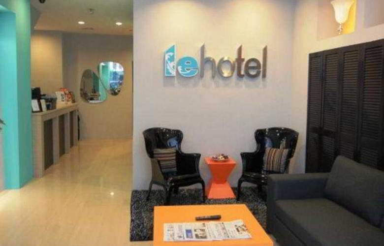 Le Hotel Singapore - General - 4