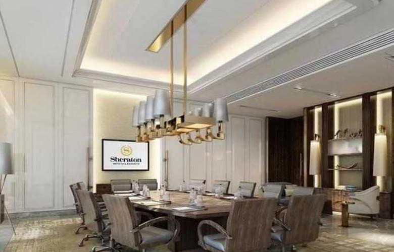 Sheraton Qingdao Licang Hotel - Conference - 6