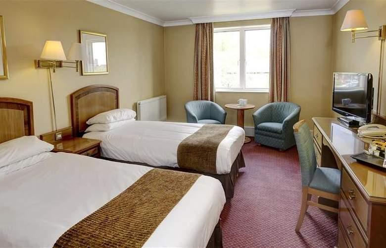 Best Western Stoke-On-Trent Moat House - Room - 69