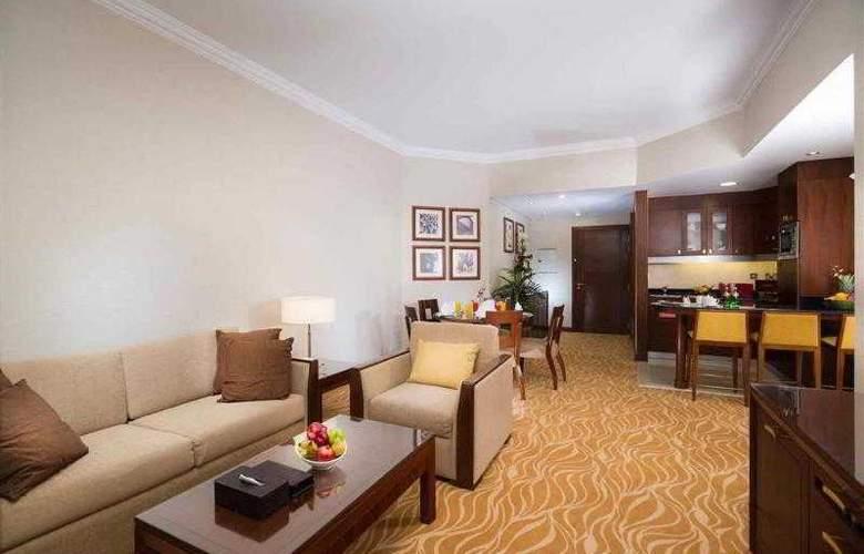 Majlis Grand Mercure Residence - Hotel - 23