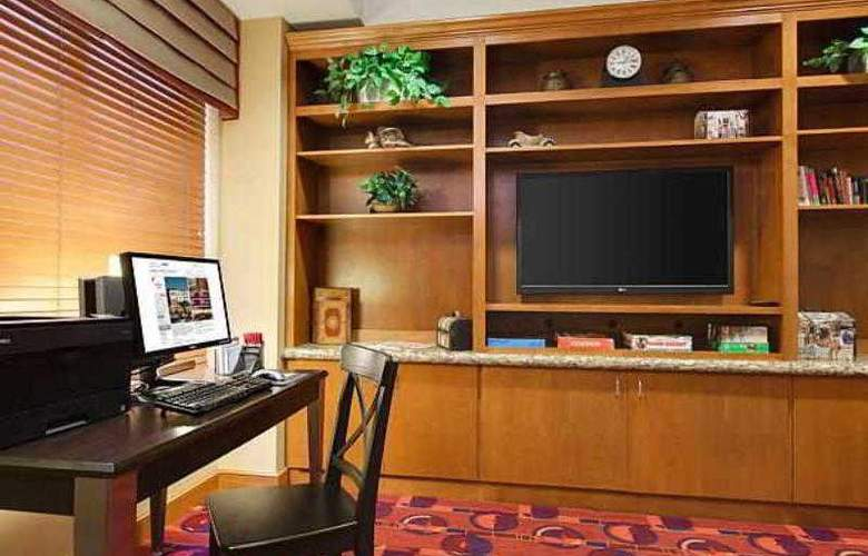 Residence Inn Chicago Lake Forest/Mettawa - Hotel - 28