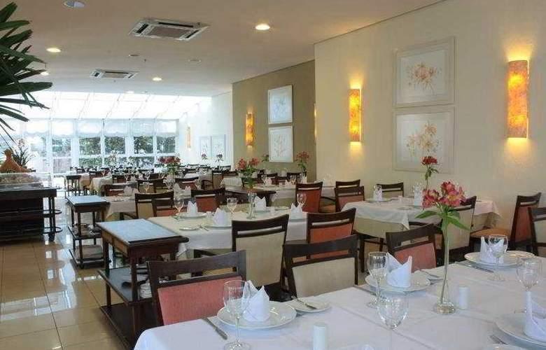 Quality Suites Bela Cintra - Restaurant - 4