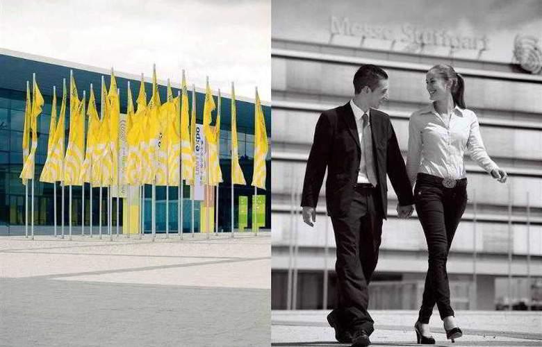 Mercure Stuttgart Airport Messe - Hotel - 37