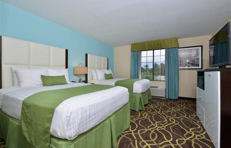 Best Western Bradbury Suites - Room - 92