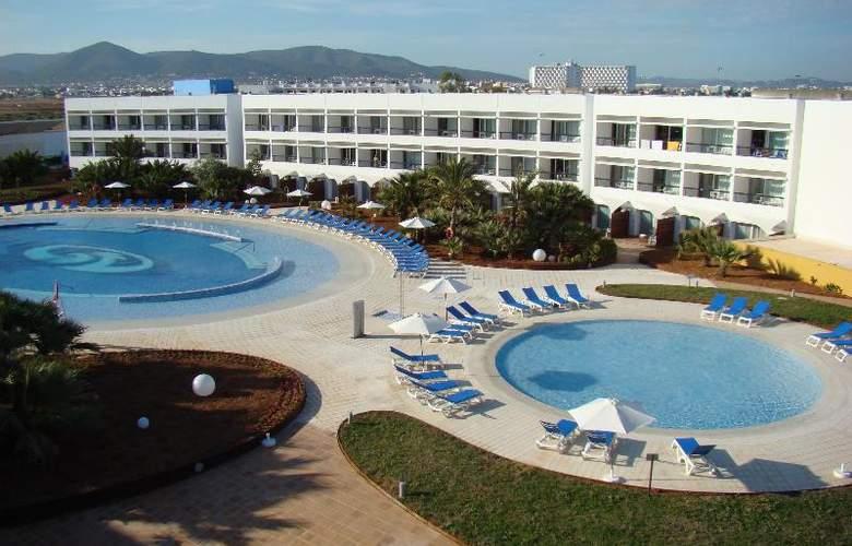 Grand Palladium Palace Ibiza Resort & Spa - Pool - 10