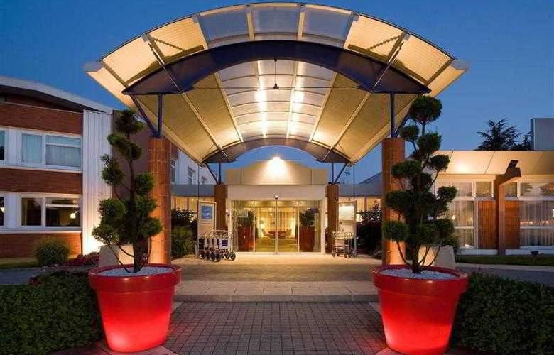 Novotel Lyon Bron Eurexpo - Hotel - 12